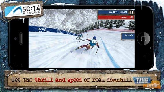 Ski Challenge 14 Ekran Görüntüleri - 4