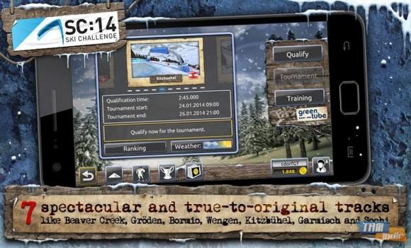 Ski Challenge 14 Ekran Görüntüleri - 7
