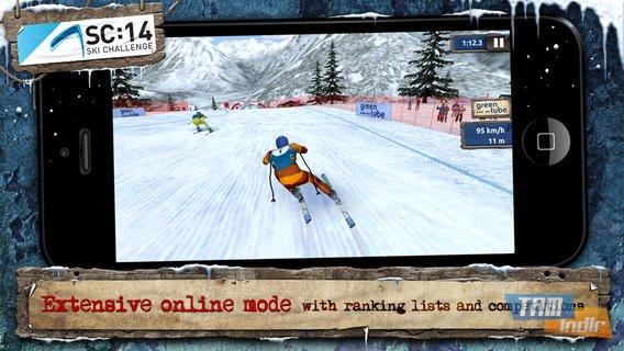 Ski Challenge 14 Ekran Görüntüleri - 3