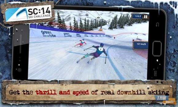 Ski Challenge 14 Ekran Görüntüleri - 6