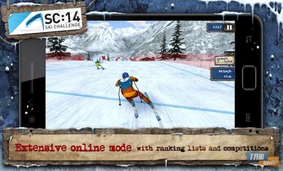 Ski Challenge 14 Ekran Görüntüleri - 5