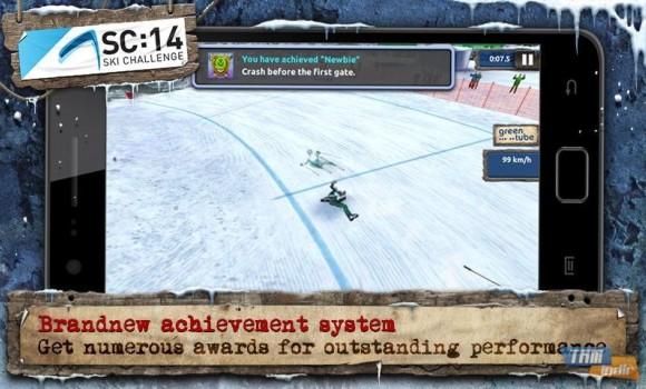Ski Challenge 14 Ekran Görüntüleri - 1