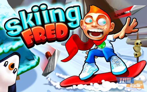 Skiing Fred Ekran Görüntüleri - 5