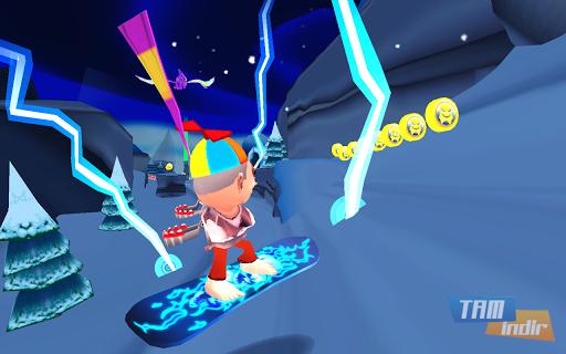 Skiing Fred Ekran Görüntüleri - 3