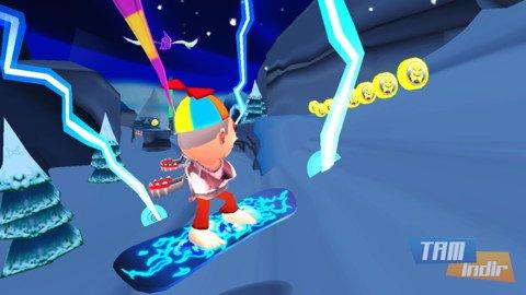 Skiing Fred Ekran Görüntüleri - 2