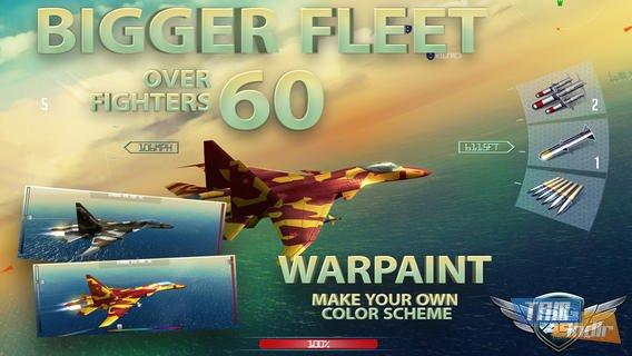 Sky Gamblers: Air Supremacy Ekran Görüntüleri - 4