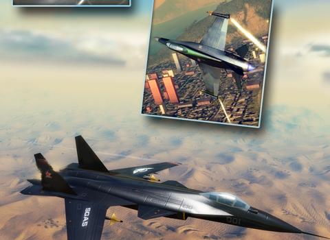Sky Gamblers: Air Supremacy Ekran Görüntüleri - 3