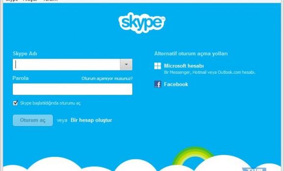 Skype Ekran Görüntüleri - 7
