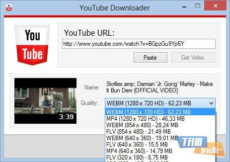 SkyTech YouTube Downloader Ekran Görüntüleri - 1