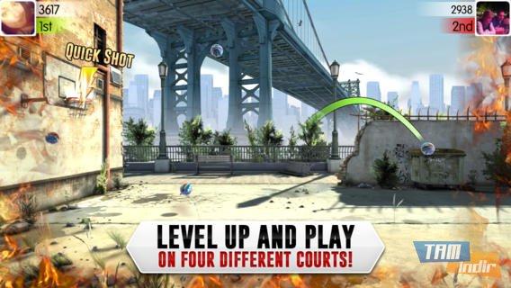Slam Dunk Basketball 2 Ekran Görüntüleri - 2