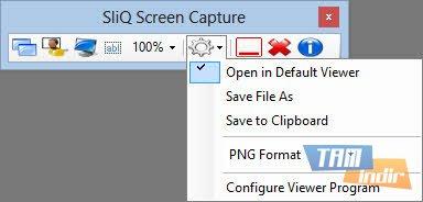 SliQ Screen Capture Ekran Görüntüleri - 2