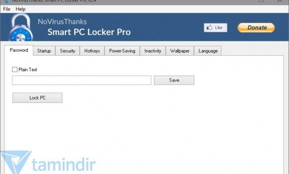 Smart PC Locker Pro Ekran Görüntüleri - 1