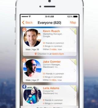 SocialRadar Ekran Görüntüleri - 4