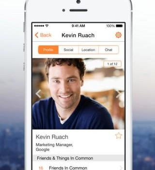 SocialRadar Ekran Görüntüleri - 3
