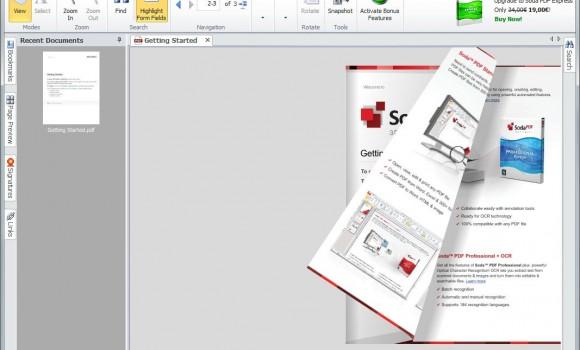 Soda PDF 3D Reader Ekran Görüntüleri - 2