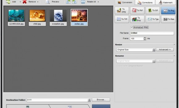 Soft4Boost Image Converter Ekran Görüntüleri - 2