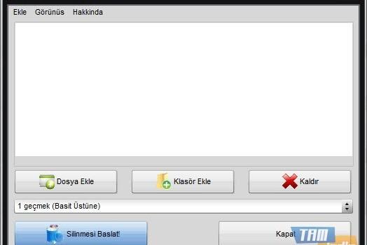 Soft4Boost Secure Eraser Ekran Görüntüleri - 2