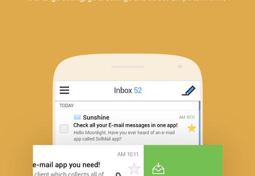 SolMail Ekran Görüntüleri - 5