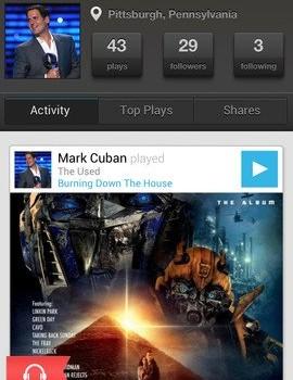 Soundwave Music Discovery Ekran Görüntüleri - 3