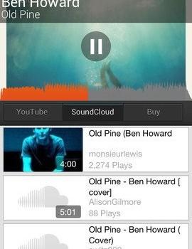 Soundwave Music Discovery Ekran Görüntüleri - 2