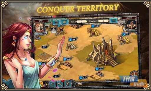 Spartan Wars: Empire of Honor Ekran Görüntüleri - 4