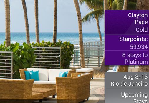 SPG: Starwood Hotels & Resorts Ekran Görüntüleri - 4