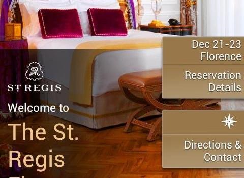 SPG: Starwood Hotels & Resorts Ekran Görüntüleri - 3
