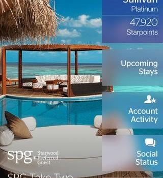 SPG: Starwood Hotels & Resorts Ekran Görüntüleri - 2