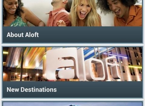 SPG: Starwood Hotels & Resorts Ekran Görüntüleri - 1