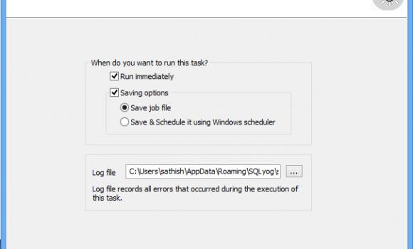 SQLyog Ekran Görüntüleri - 2
