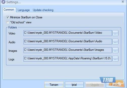 StarBurn Ekran Görüntüleri - 2