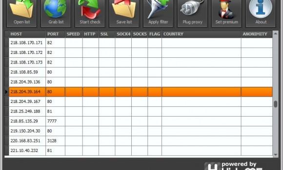 Stare Proxy Checker Ekran Görüntüleri - 3