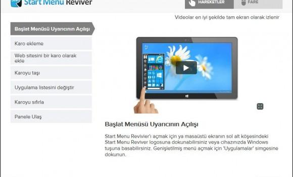 Start Menu Reviver Ekran Görüntüleri - 6