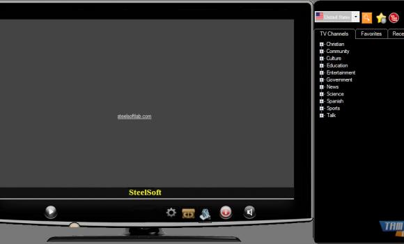 SteelSoft TV Ekran Görüntüleri - 1
