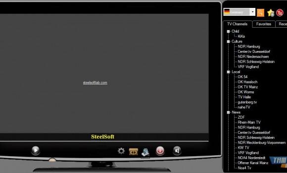 SteelSoft TV Ekran Görüntüleri - 2