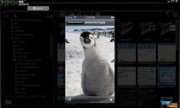 Stepok RAW Importer Ekran Görüntüleri - 3