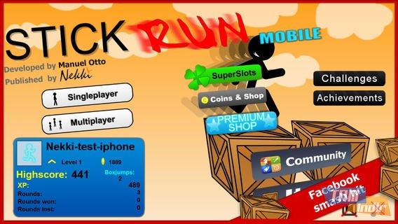 Stick Run Mobile Ekran Görüntüleri - 5
