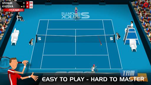 Stick Tennis Ekran Görüntüleri - 1