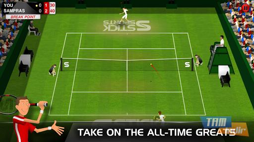 Stick Tennis Ekran Görüntüleri - 3