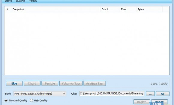 Streaming Audio Recorder Ekran Görüntüleri - 4