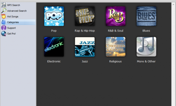 Super MP3 Download Ekran Görüntüleri - 1