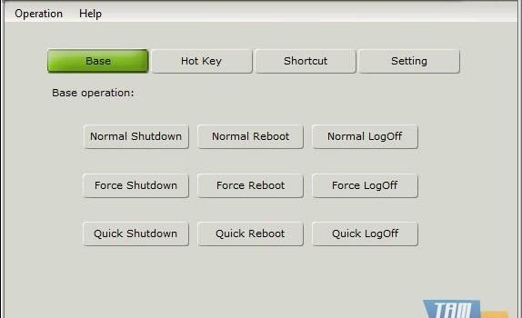 Super Quick Shutdown Free Ekran Görüntüleri - 1