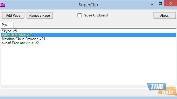 SuperClip Ekran Görüntüleri - 1