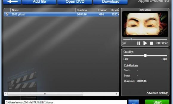 SuperEasy Video Converter 2 Ekran Görüntüleri - 2