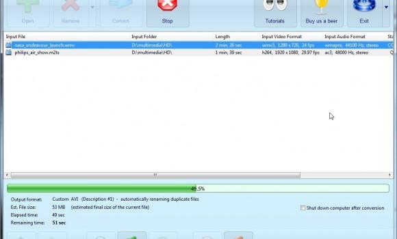 SuperSimple Video Converter Ekran Görüntüleri - 2