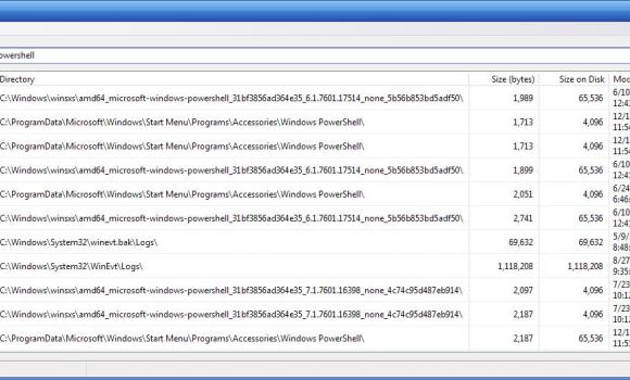 SwiftSearch Ekran Görüntüleri - 1