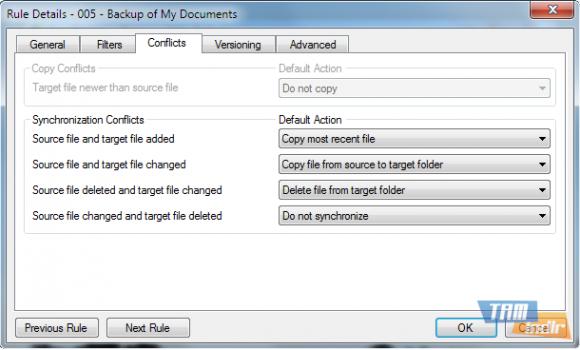 SyncFolders Ekran Görüntüleri - 6