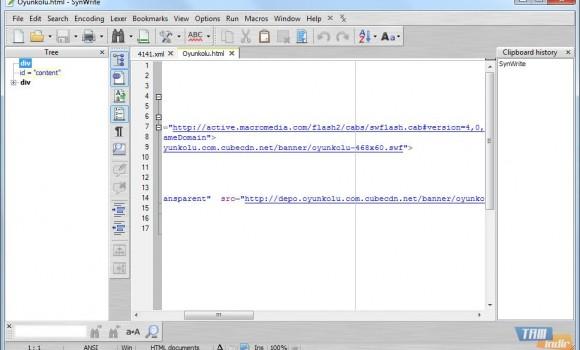 SynWrite Ekran Görüntüleri - 1