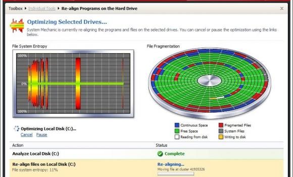 System Mechanic Ekran Görüntüleri - 4