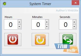 System Timer Ekran Görüntüleri - 2
